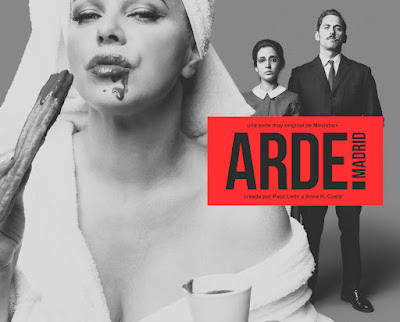 Arde Madrid - Cartel