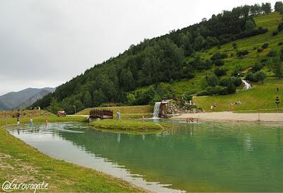 lago buissonniere les 2 alpes