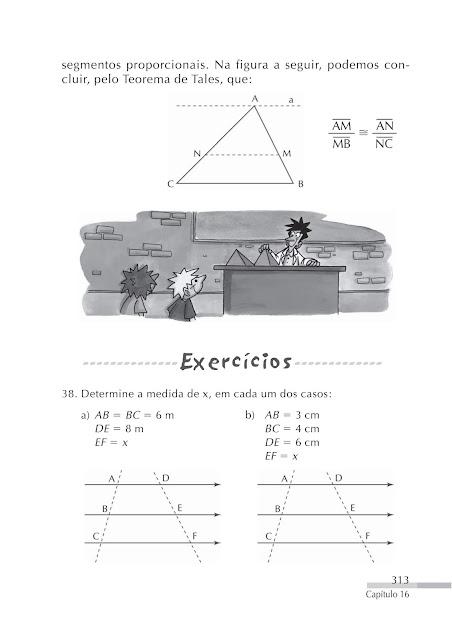 Tales geometria