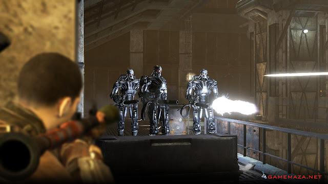 Terminator Salvation Gameplay Screenshot 1