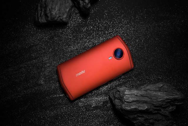 Smartphone kamera selfie Meitu T8