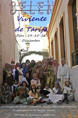 Tarifa - Belén Viviente 2018