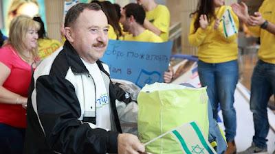 Judíos ucranianos huyen a Israel debido al antisemitismo