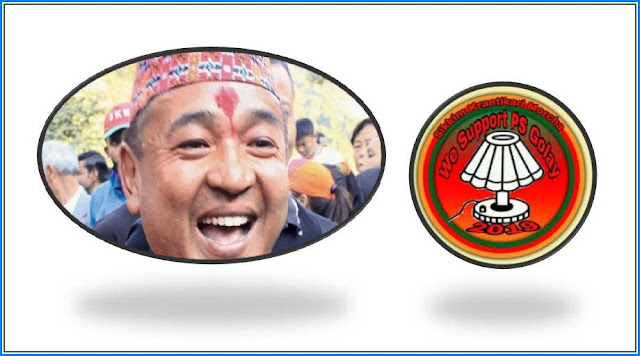 SKM wins Pawan Chamling in Sikkim Loksabha Seat, PS Golay in Happy Mood