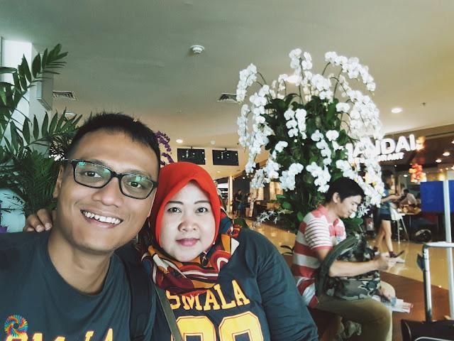 At Kuta - Bali
