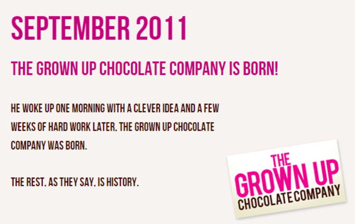 Studio Practice Ougd503 Ycn The Grown Up Chocolate