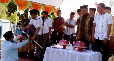Pawai 1 Muharram Ramaikan Tahun Baru Islam 1438 H, Di, Kabupaten Kepulauan Selayar
