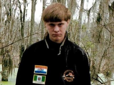 Hatetrackers Online Mass Murderer Dylann Roof Is
