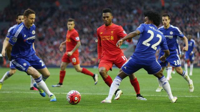 Head to Head Liverpool vs Chelsea