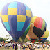 Hot-air balloons festival in Hue