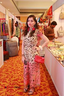 Bollywood Actress Sana Khan Launches Aakrithi Exibition  0198.JPG