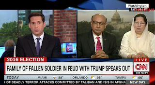 Anti-Trump Father Of Muslim Soldier Wants Out Of The Spotlight, He Says In TV Interview [VIDEO]
