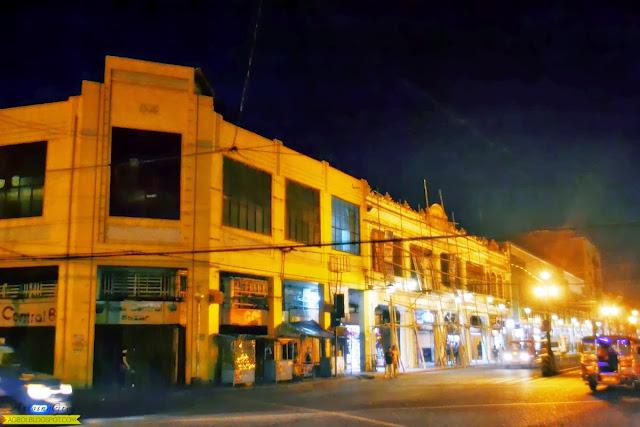 1936 Art Deco Building iloilo calle real
