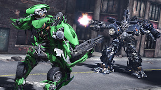 Transformers Dark Of The Moon (Xbox 360) 2011
