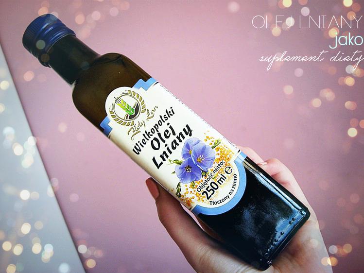 Olej lniany jako suplement diety - na piękne włosy, cerę i paznokcie - Czytaj więcej »