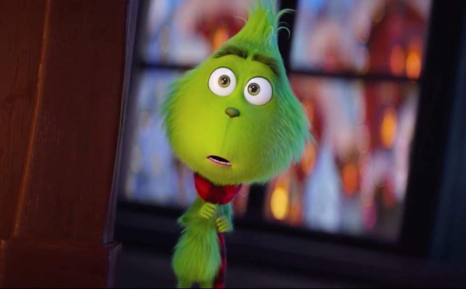 """""""O Grinch"""" continua a odiar o Natal no 2º trailer da animação"""