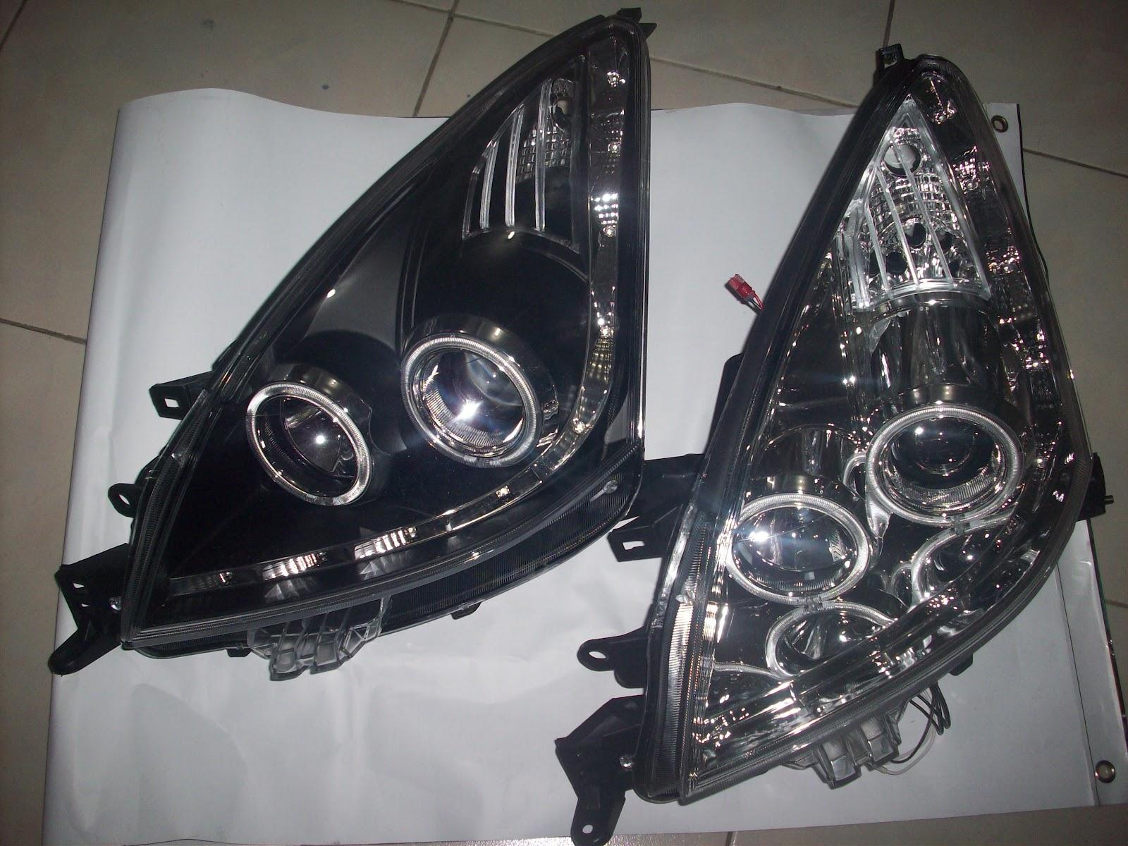 Lampu Projector Grand New Veloz Interior Avanza 1.3 G Aksesoris Dan Variasi Otomotif Mengenal Lebih Dekat Head