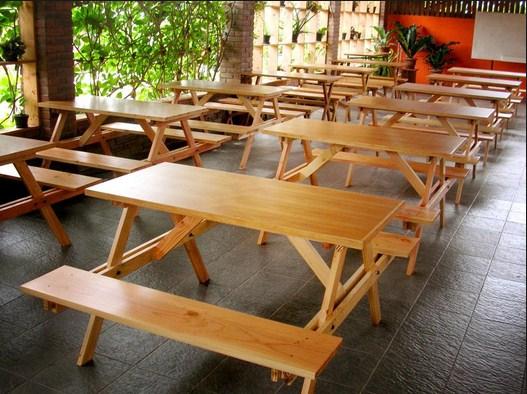 20 Desain Meja Dan Kursi Cafe Terbaru Keren Dan Unik Di