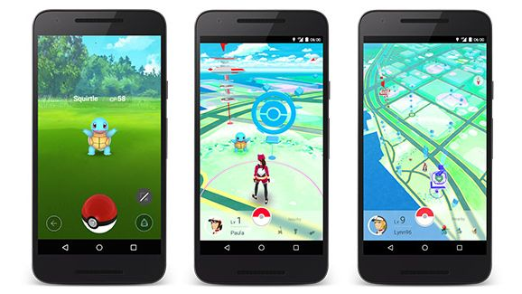 fake gps android pokemon go