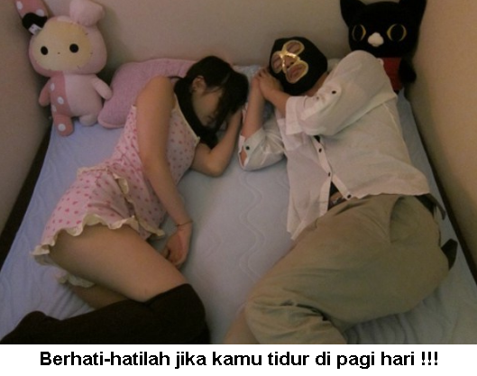 Mengerikan, Ini 7 Bahaya Tidur Di Pagi Hari...!!!