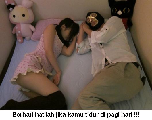 8 Bahaya Tidur Pagi