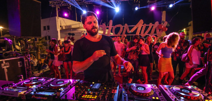 Watch Maestro Solomun strike again with a mysterious hidden track