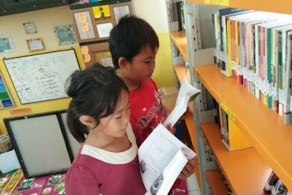 Dengan Dana Desa, Setiap Desa Bisa Memiliki Perpustakaan