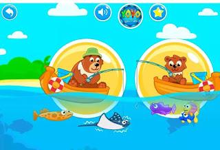 Game edukasi Anak Android PAUD TK SD - Game edukasi anak Memancing