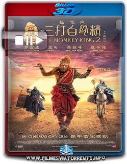A Lenda do Rei Macaco 2: Viagem ao Oeste Torrent