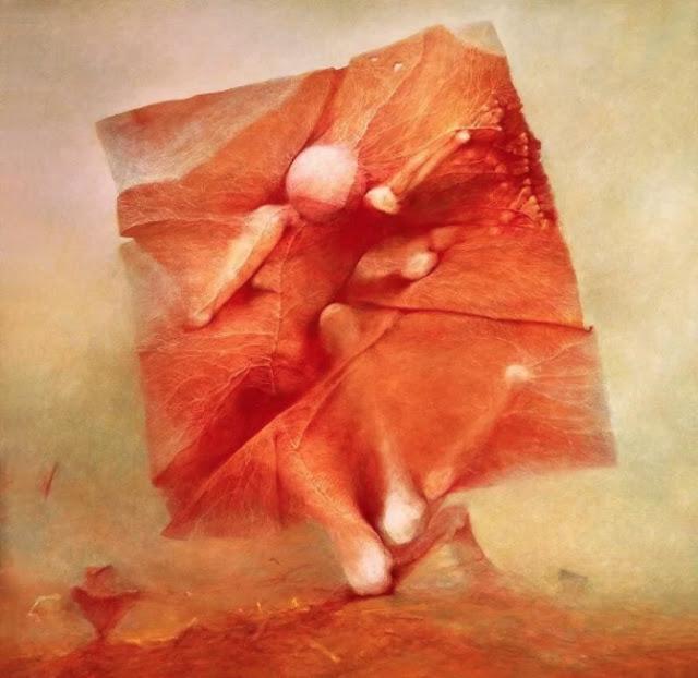 Lukisan Seram Ini Diinspirasikan Dari Mimpi Buruk. Mungkin Juga Pernah Muncul Dalam Mimpi Anda.