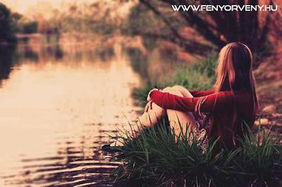 A gondolataid tesznek boldogtalanná