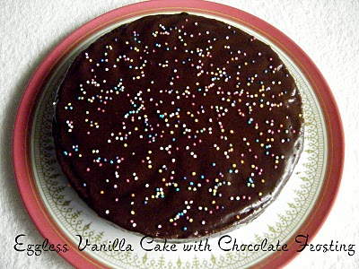 Moist Microwave Chocolate Cake Recipe