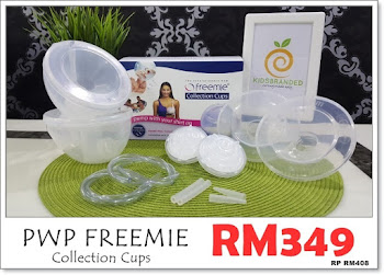 FREEMIE DELUXE CUP RM388 OR PWP RM349