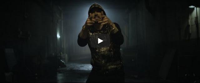 "Watch Eminem Takes Us On ""Venom"" Video from Kamikaze"