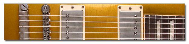 Pastillas Guitarra Les Paul