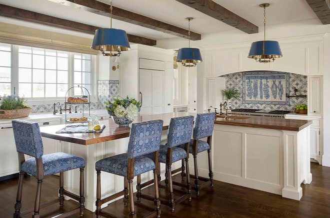 Simplifying remodeling a guide to 6 island styles for T shaped dining room