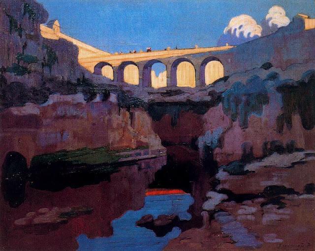 Antonio Gelabert Massot, Mallorca en Pintura, Mallorca pintada, Paisajes de Mallorca