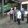 Danrem 141/Tp,  Kunjungan Ke Pabrik Gula Camming Bone