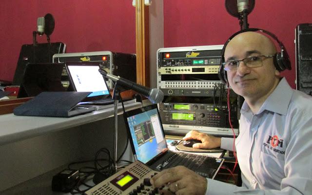 Rádio Online do Portal do Montador