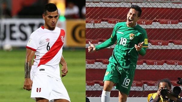 Perú Vs Bolivia Rusia 2018