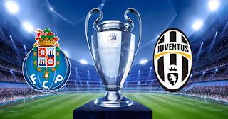 شاهدة مباراة يوفنتوس وبورتو بث مباشر اليوم الاربعاء 22-02-2017 دوري أبطال أوروبا