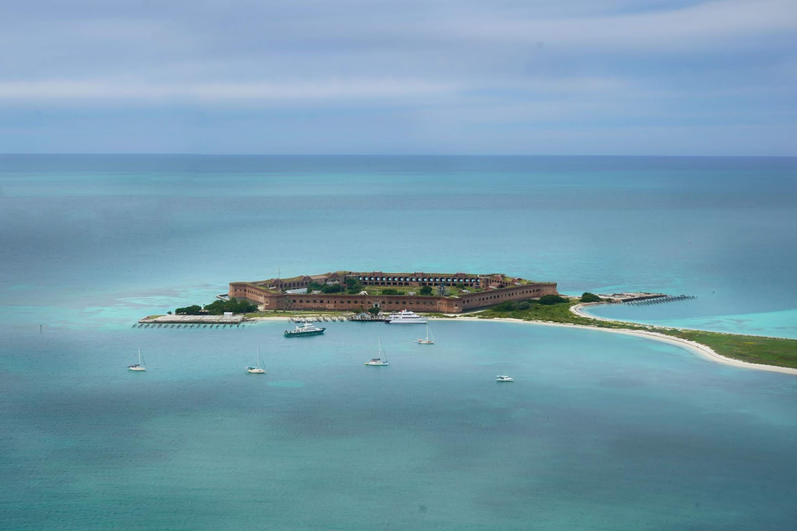 How to visit Dry Tortugas