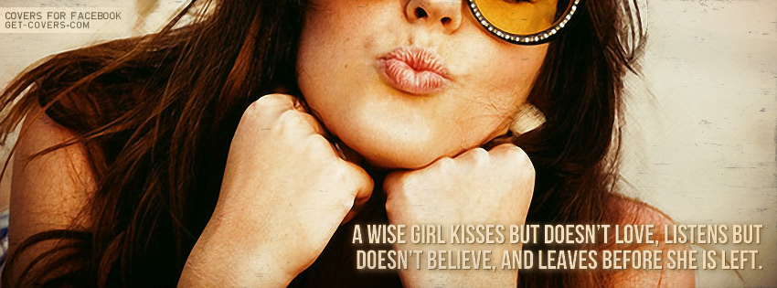 Sexy Girl Facebook Cover Quotes. QuotesGram
