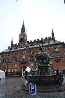Copenhague que ver ayuntamiento