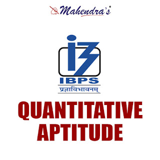 Quantitative Aptitude Questions For IBPS Clerk Prelims : 14 -11-17