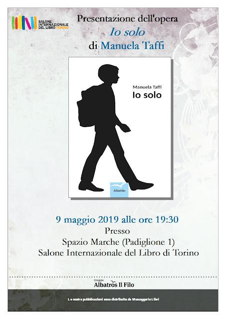 manuela taffi salone libro torino 2019
