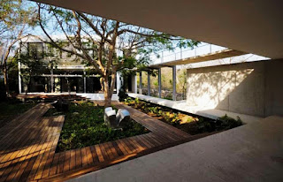 Minimalist house design idea for a green and healthy
