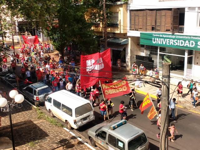 Día de Furia y Bronca en toda la Ciudad por Cortes y Protestas