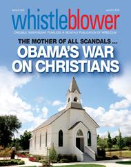 A Guerra de Obama Contra os Cristãos