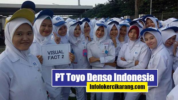 Lowongan Kerja PT Toyo Denso Indonesia (ITEC) 2020